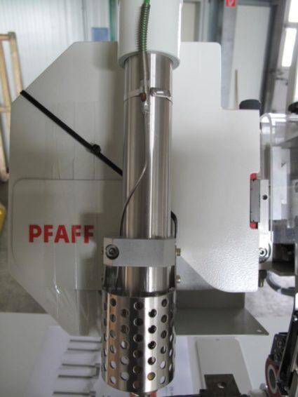 Pfaff 8330 Программируемый сварочный аппарат для пластика в продаже