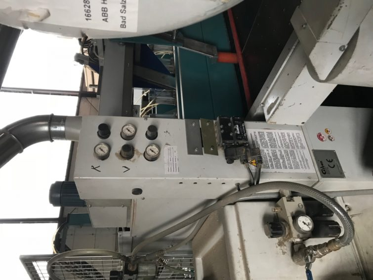 Panel Plattensäge GIBEN PRISMATIC H 115 SPT G-Drive zu verkaufen
