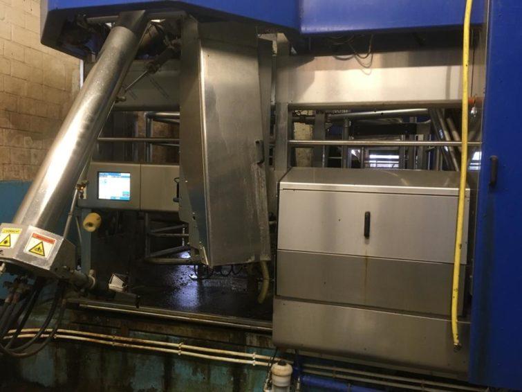 Доильный робот DeLaval, 5 штук, доильная система, построен в 2014 году в продаже