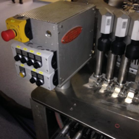 BOSCH RUR 012 AFV 6015 Ampoule Filling Line for 1, 2 and 5 ml. for sale