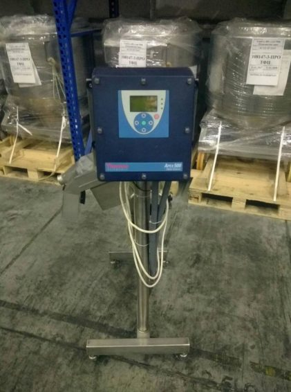 6 Thermo Scientific APEX 500 Rx Pharmazeutischer Metalldetektor Unbenutzt zu verkaufen