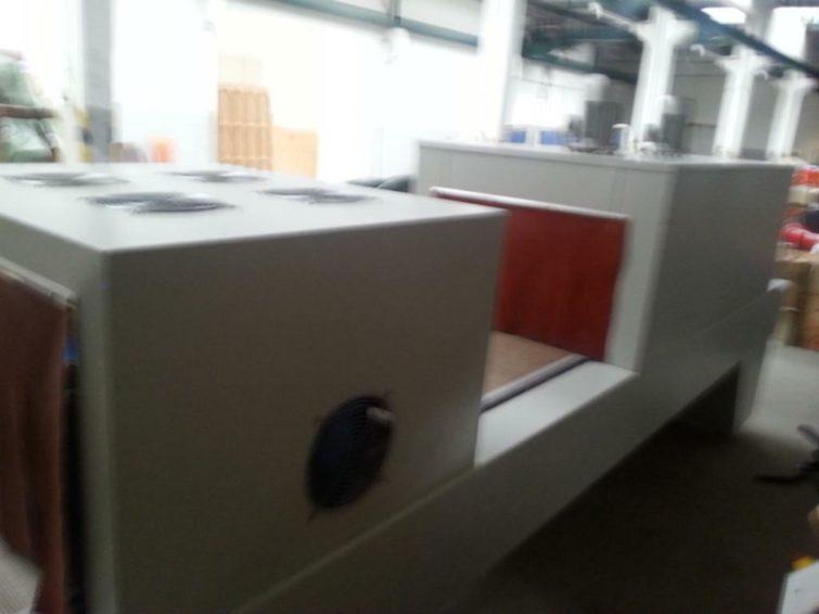Sleev- und Verpackungsanlage Schlauchbeutelverpackungslinie Folieneinschweißmaschine zu verkaufen