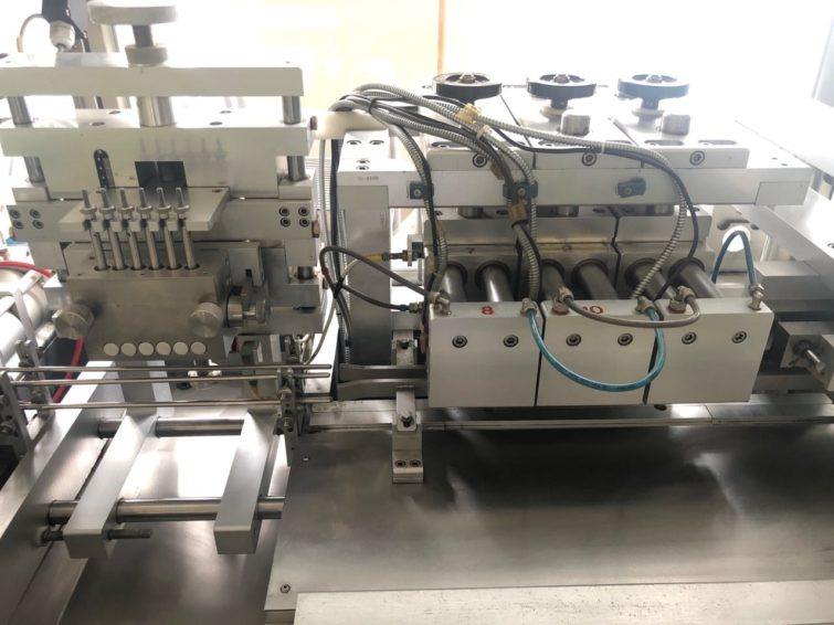 Farmo Res Automatic Vertical Thermoforming Machine for Monodoz for sale