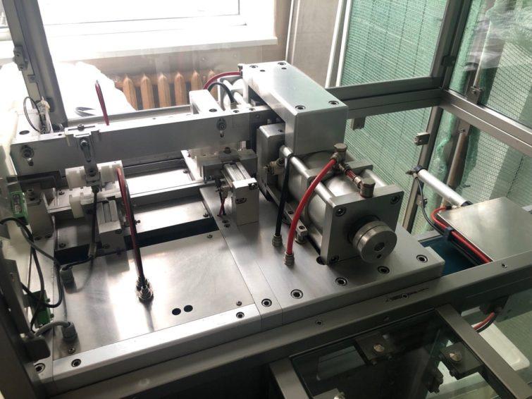 Formo Res. FD 11/M Automatische vertikale Tiefziehmaschine für Monodosen zu verkaufen