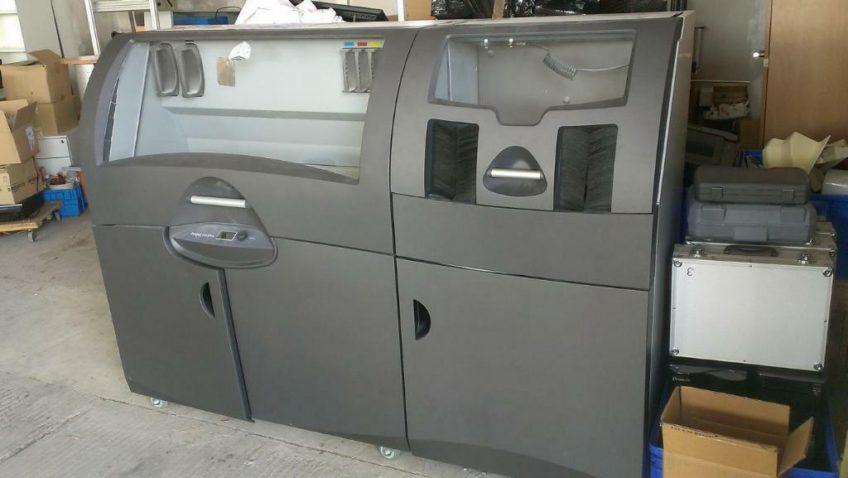 3D Printer ZPrinter Projet 660 Pro 3D Systems Plaster Printer ProJet x60 Series for sale