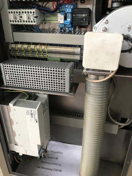 Frey Konti A50 Vakuumfüller zu verkaufen