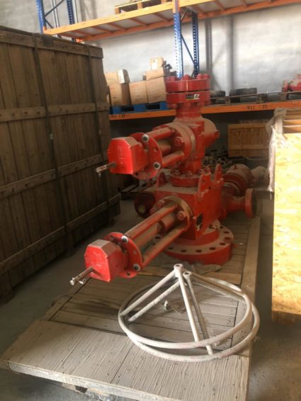 Oil refinery spare parts for drilling for sale