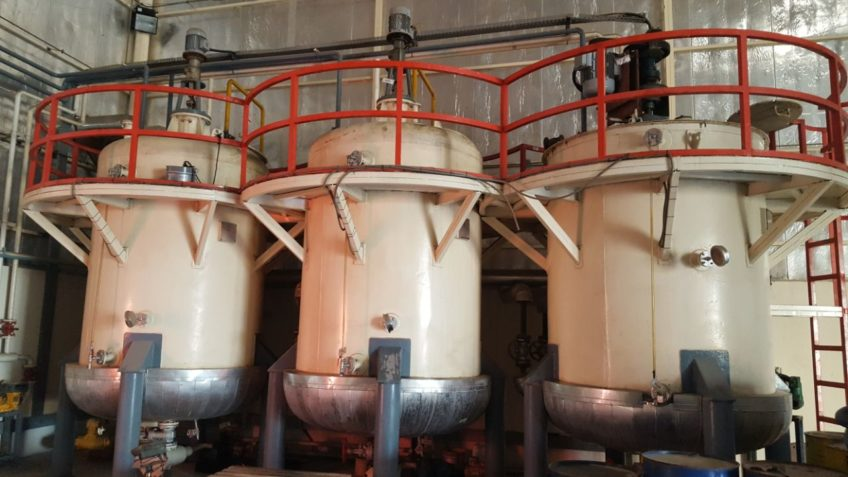 Oil refinery in UAE for sale