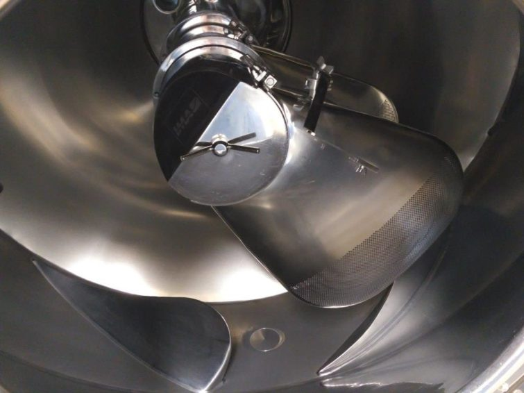 IMA GS HT 300M Conventional Film Coating Pan for sale