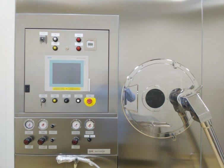 Konventionelle Filmbeschichtungsanlage IMA GS HT 300M Tablettenbeschichtungsmaschine zu verkaufen