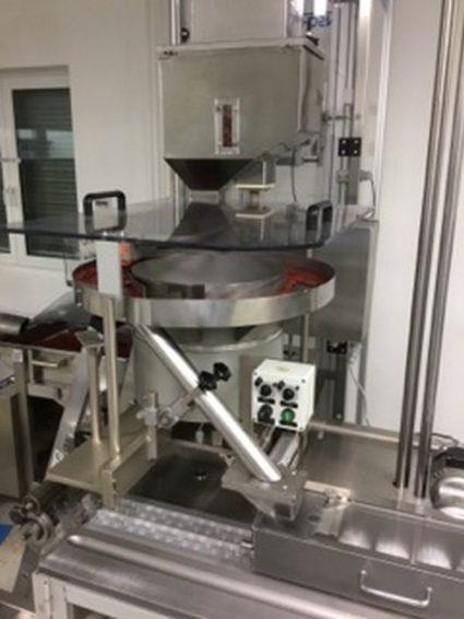 Verpackungsmaschine BOSCH TLT 1560C Stufenableger MERZ KT 12 zu verkaufen