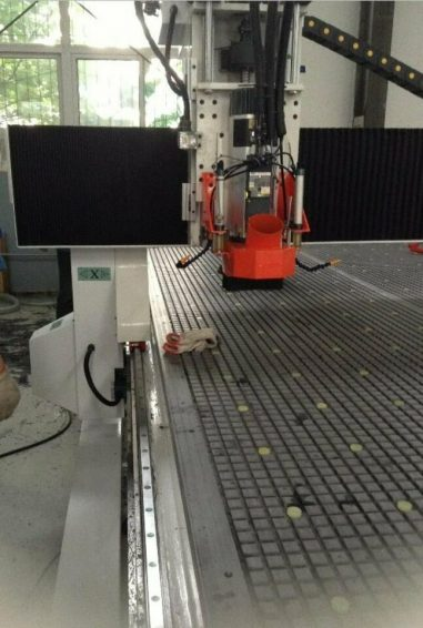 CNC milling machine woodworking center K1325AT zu verkaufen