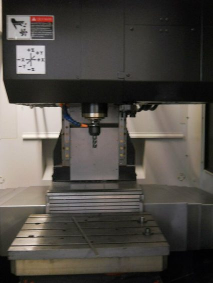 SMEC LCV 380S CNC machining center milling machine в продаже