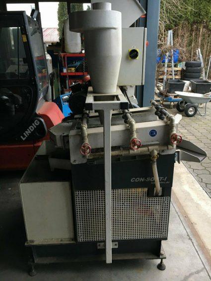 ICS-CONTEC CARRERA Kabelrecycling Kabelgranulieranlage Kabelschredder zu verkaufen