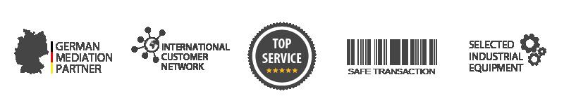Hervorragender Service